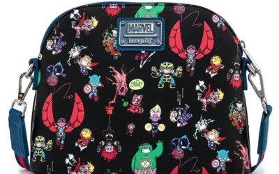 Loungefly Debuts Marvel Scene Collection Featuring Skottie Young Character Artwork