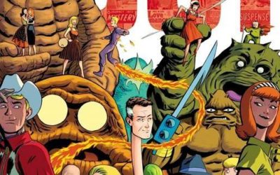 """Marvel Comics Celebrates 60th Anniversary of Silver Age with """"August: 1961"""" Omnibus Collection"""