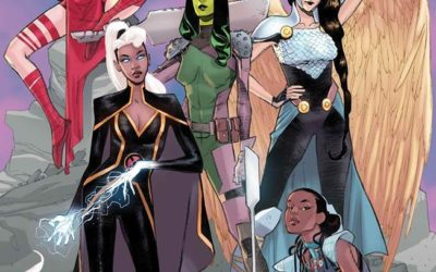 """""""Women of Marvel"""" Special Issue Coming in April"""