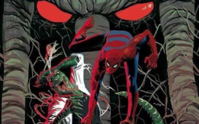 "Marvel's ""Spider-Man: Curse of the Man-Thing"" Coming to Comic Shops in April"