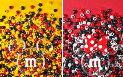 Disney Springs M&M'S World to Feature Exclusive Mickey and Minnie Designs and Packaging