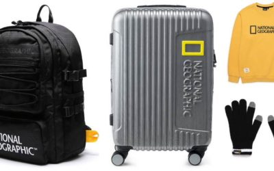 Discover Your Spirit for Adventure with New National Geographic Collection on shopDisney