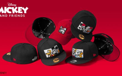 New Era Debuts New Line of Caps Featuring Mickey Mouse and Friends