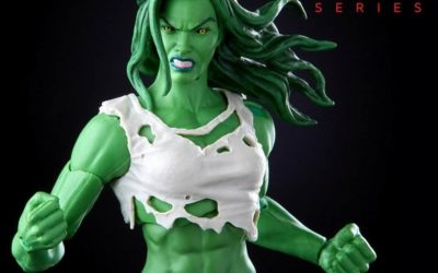 New Marvel Legends Series She-Hulk Figure Available for Pre-Order