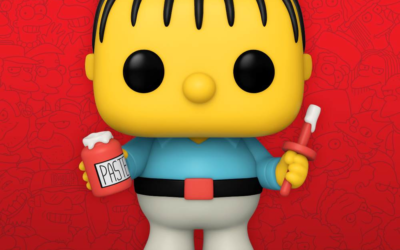 "New Ralph Wiggum Funko Pop! Figure Lets ""The Simpsons"" Fans Add the Character to Their Collection"