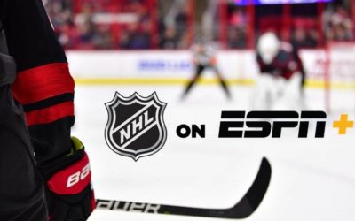 2020-2021 NHL Season Comes to ESPN+ Starting January 14th