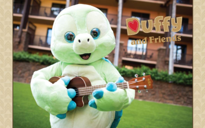 'Olu Mel Makes Meet & Greet Debut at Aulani, A Disney Resort & Spa