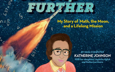 "Book Review: ""One Step Further: My Story of Math, the moon and a Lifelong Mission"" by Katherine Johnson"