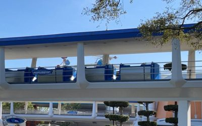 Peoplemovers On The Move Again in Magic Kingdom's Tomorrowland