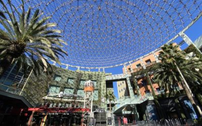 Photo / Video Update: Universal CityWalk Hollywood - 1/14/2021