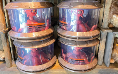 Photos - Dianoga Toy Available at Star Wars: Galaxy's Edge in Walt Disney World