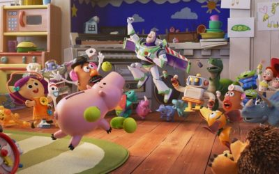 """Short Review: """"Pixar Popcorn"""" Offers 10 Charming Shorts from 7 Franchises"""