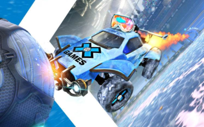Psyonix and ESPN X Games Team Up For Rocket League Collaboration for X Games Aspen 2021