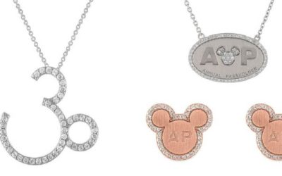 Elegant Jewelry Collections by Rebecca Hook Celebrate Disney Vacation Club, Annual Passholders