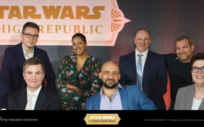 "Recap - What We Learned from Lucasfilm Publishing's ""Star Wars: The High Republic"" Launch Event"