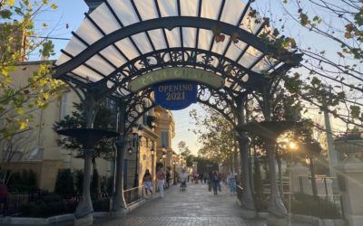 A Look Around the Newly Opened Area in EPCOT's France Pavilion