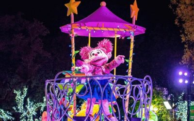 SeaWorld San Diego Announces Sesame Street Parade of Lights Drive-Thru Jan 15 - Feb 14th