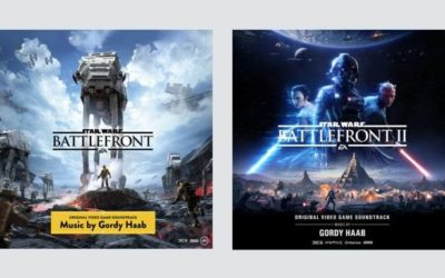 """""""Star Wars: Battlefront"""" and """"Star Wars: Battlefront II"""" Music to be Released by Walt Disney Records"""