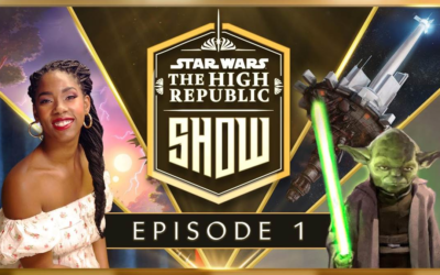 Star Wars: The High Republic Show Debuts With a Look at the Adventure Thus Far and Character Reveals from Upcoming Releases