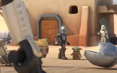 Star Wars Mission Fleet Animated Short Shows Even Proud Warriors Need Backup Sometimes