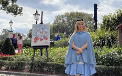 New Displays and Photo Ops From the Taste of EPCOT International Festival of the Arts 2021