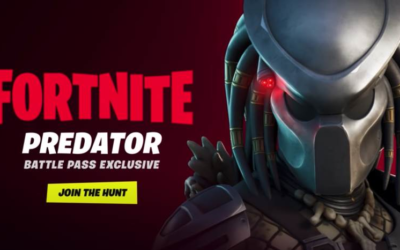 The Predator Joins the Hunt , Now Available in Fortnite