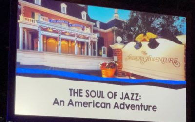 The Soul of Jazz: An American Adventure Is Coming to EPCOT This February