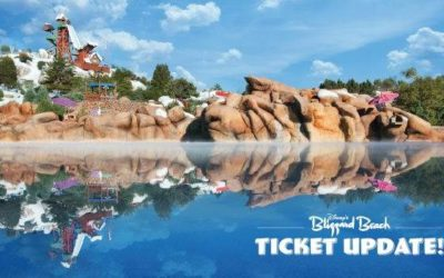 Tickets Now Available for Disney's Blizzard Beach at Walt Disney World
