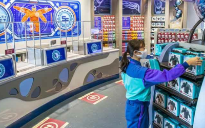 Tokyo Disney Resort Scaling Back Shopping Reservation Requirement