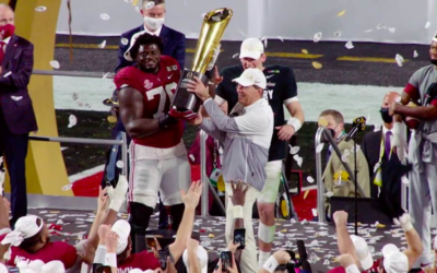 "TV Recap - ""Inside the College Football Playoff: One More for the Master"" on ESPN+"