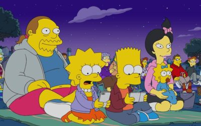 "TV Recap: ""The Simpsons"" Season 32, Episode 11 - ""The Dad-Feelings Limited"""