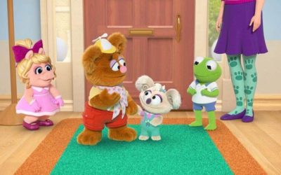 """TV Review: """"Muppet Babies"""" Season 3, Episode 1 - """"Oh Brother"""" and """"Fozzie's Boo Boo Patrol"""""""