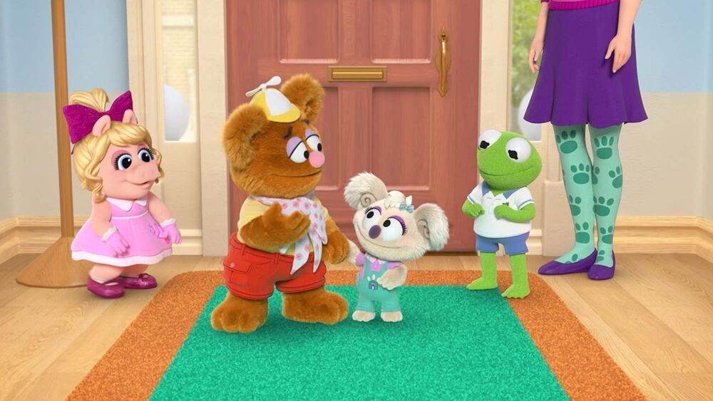 Muppet Babies 2021 A Very Muppet Babies Christmas Tv Review Muppet Babies Season 3 Episode 1 Oh Brother And Fozzie S Boo Boo Patrol Laughingplace Com