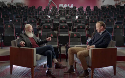 "TV Review - ""Peyton's Places: David Letterman"" on ESPN+"