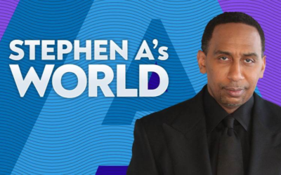 "TV Review: ""Stephen A's World"" Premieres on ESPN+"