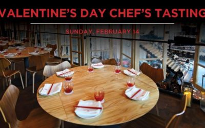 Reservations Now Available for Valentine's Day Chef's Tasting at Morimoto Asia