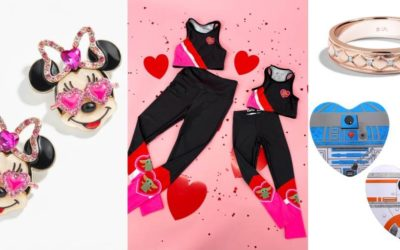 Disney Valentine's Day Gift Guide for the Whole Family