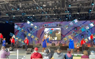 """Video: Check Out the First Performance of """"Voices of Liberty – The Disney Songbook"""""""