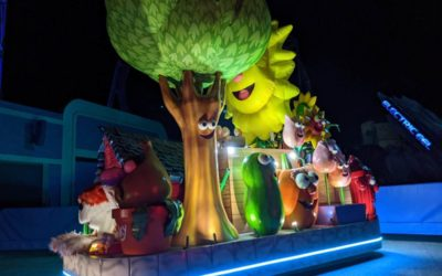 Video: Sesame Street Parade of Lights Drive-Through Experience Debuts at SeaWorld San Diego