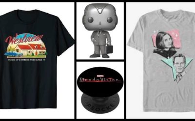"Prepare for ""WandaVision"" with Retro Merchandise and Funko Collectibles from Amazon, Hot Topic, and BoxLunch"