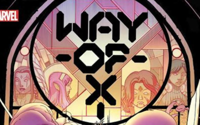 """Nightcrawler Leads the X-Men into the Future with New Series """"Way of X"""" Launching in April"""
