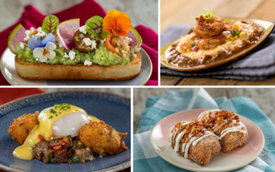 All The Delicious Food Offerings Coming to Taste of EPCOT International Flower & Garden Festival