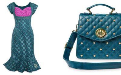 We're Flipping Our Fins for this New Ariel Fit and Flare Dress on shopDisney