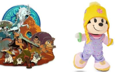 """Barely Necessities: The Disney Merchandise Show"" Round Up for February 2nd"
