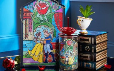 """Ever Just the Same, Ever a Surprise: New shopDisney Collection Celebrates """"Beauty and the Beast"""""""
