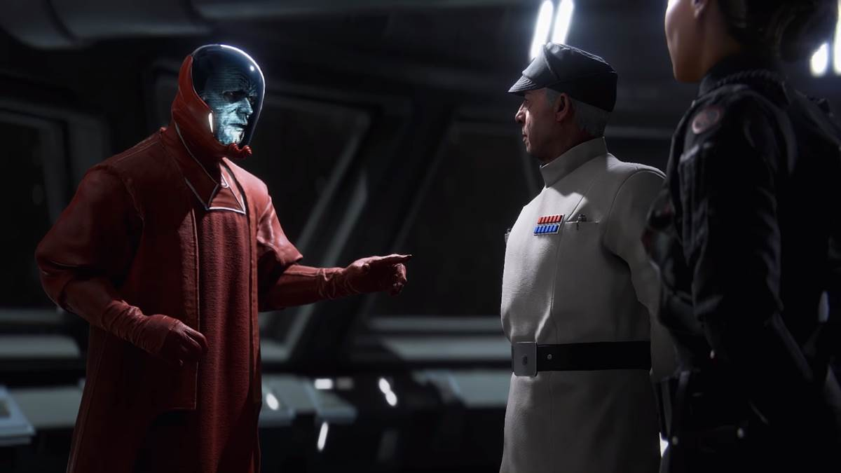 The Emperor's Messenger (left) plays a key role in this story's unraveling mystery.