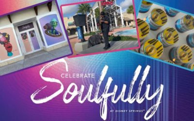 """Take In The Sights, Sounds and Flavors of """"Celebrate Soulfully"""" Event at Disney Springs"""