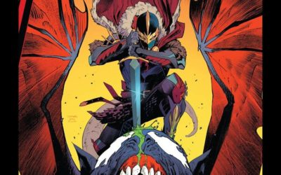 """Comic Review - """"King in Black: Black Knight #1"""" is a Dark, Funny Addition to the Crossover Event"""