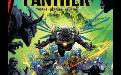 """Comic Review - """"King in Black: Black Panther #1"""" Brings Knullified Fun to Wakanda"""