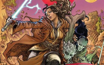 "Comic Review - ""Star Wars: The High Republic Adventures"" #1 Features Yoda and Younglings"